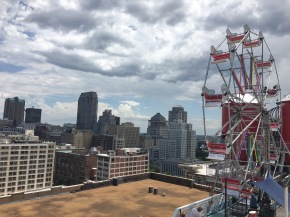 City Museum Rooftop- St. Louis